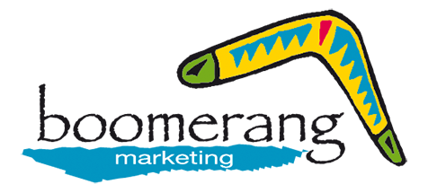 Boomerang Marketing Logo