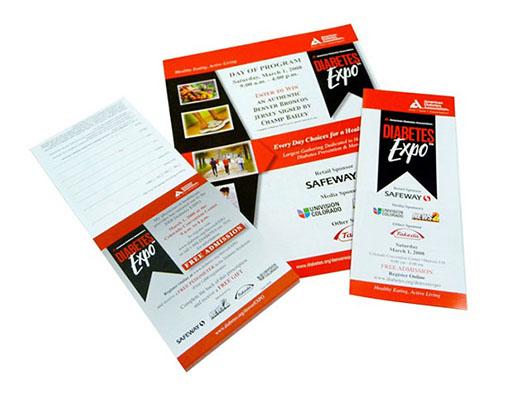 American Diabetes Association print materials